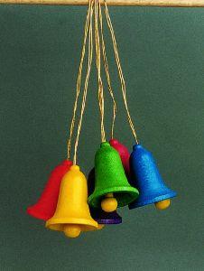 Kleine Glocken einfarbig 224/326