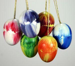 Ostereier marmoriert  224/545